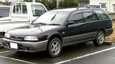 Nissan Avenir W10 – 1990