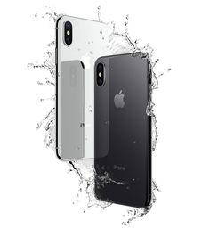 iPhone X visual