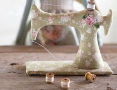 Швейная машинка тильда