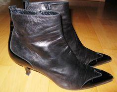 1c4daf4ef3db VERONIQUE BRANQUINHO Stiefeletten schwarz, Gr.40