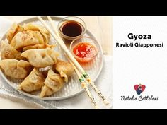 Sushi Co, Oriental, Dumpling, Cooking Recipes, Anna, Youtube, Party, Italia, Chef Recipes