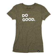 Cotopaxi - Women's Do Good T-shirt