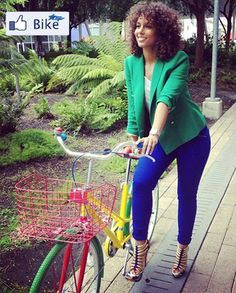 Hermosa Bicicleta =)