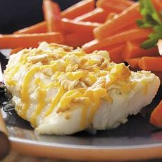 Caesar Orange Roughy - I have made this before and it was a huge success!