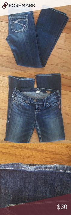 Silver jeans size 36x33 good used condition | Signs, Silver and ...