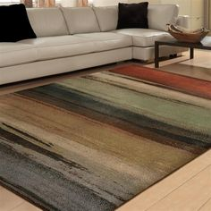 Buying an area rug is a fantastic way to add color, warmth and comfort to any room or office space, as well as gain some of the benefits of carpet. They can protect floors from unwanted movement of furniture & chairs or even hide that annoying stain you just can't seem to get rid of. | eBay!