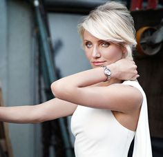 Cameron Diaz is the new ambassador for TAG Heuer and face of the Lady Link Collection - Jewelers Trade Shop, Pensacola FL