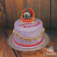 Alter Kater Torte | Old Cat Cake