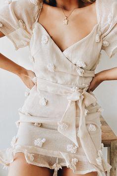 Beige Dresses, Cute Dresses, Casual Dresses, Short Dresses, Cute Outfits, Beige Dress Outfit, Beige Summer Dresses, Mini Dresses, Layered Dresses