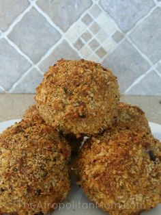 Scotch Eggs - Baked not Fried | Afropolitan MomAfropolitan Mom #baked #recipe #mustpin