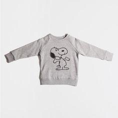 Sweatshirt algodão Snoopy