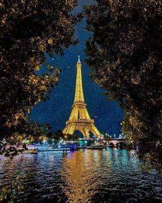 Eiffel Tower in Paris, France Tour Eiffel, Torre Eiffel Paris, Paris Eiffel Tower, Eiffel Towers, Gustave Eiffel, Paris Images, Paris Pictures, Paris Travel, France Travel