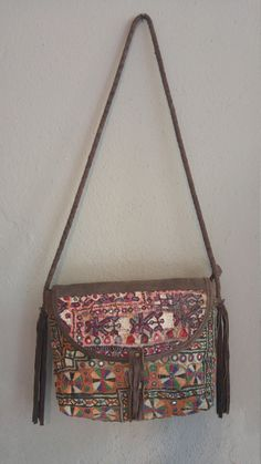 Sling Bag von MiriamStrehlau auf Etsy