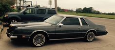 1982 Chrysler Imperial after restoration and paint.  Stylistically captures that moment in time!  (the 80's) It's a sculpture.