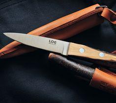 Log Knife