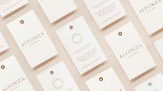 Alfonza Woolwear Corporate Design - Mindsparkle Mag