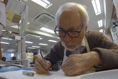 Hayao Miyazaki, co-founder of Studio Ghibli and director of Princess Mononoke, Spirited Away and The Wind Rises, wants to make another full-length feature film, it was revealed Sunday. Hayao Miyazaki, Studio Ghibli, Rurouni Kenshin, Computer Animation, Animation Film, Boro, Film Animation Japonais, Le Vent Se Leve, Grave Of The Fireflies