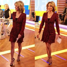 Share, rate and discuss pictures of Amy Robach's feet on wikiFeet - the most comprehensive celebrity feet database to ever have existed. Long Sleeve, Dresses, Feet, How To Wear, Celebrities, Celebrity Feet, Amy, Long Sleeve Dress, Fashion
