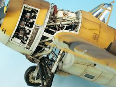 "Diego Quijano Scaleworks: The ""Wildcat/Martlet"" work: Tamiya 1/48."