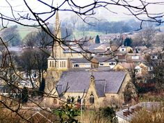 Norden Village...St Pauls Church...I grew up here...