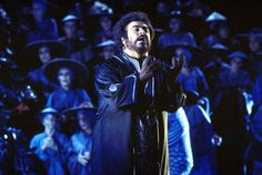 "What Does the Famous Aria ""Nessun Dorma"" Mean in English?: Luciano Pavarotti is performing the role of Calaf in Puccini's Opera, Turandot, at the San Francisco Opera House in 1977."
