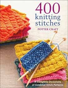 400 Knitting Stitches.