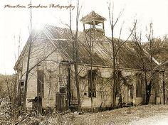 Saltville, VA, near Blackwells chapel