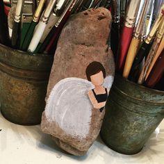 "Sweet little boy angel peeking out of this pretty piece of #driftwood 6"" tall. #angel #boy #wings #reclaimedwood #painting #rustic #handmadeisbetter #taterbuggin #handmade #art #decor #buyhandmade #memphis #tennessee #choose901 #homedecor #thelovelyhandmade #craftcurate #ilovememphis #creativelifehappylife #creatorcommunity #supportsmallbusiness #shopsmall #lovemymakers #shopsmalllove #handmadehomegoods #thehivehandmade #bestupcycler #makersmovement"