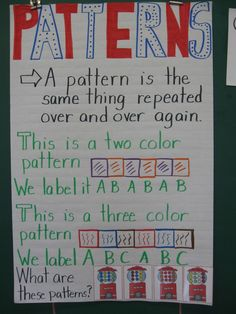 The Groovy Teacher: Bubblegum Patterns