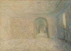 Ioana Batranu Melancholic interior, 1996 oil on canvas Planes, Oil On Canvas, Interior, Painting, Art, Airplanes, Art Background, Indoor, Painting Art