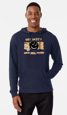 BrandNewTeez is an independent artist creating amazing designs for great products such as t-shirts, stickers, posters, and phone cases. Jazz Music, Music Lovers, Old Women, Hoodies, Sweatshirts, Looks Great, Shirt Designs, Channel, Guys