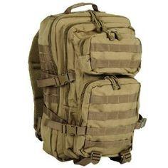 Sac /à dos Hydratation 3L Miltec Coyote - Backpack