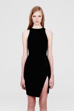 Australian designer Dion Lee's 2013 Ready to Wear Fall collection is, in a word, beautiful. As an emerging talent, launched recently into the design scene, first in Australia, and now capturing fans globally, his work is modern verses classic, structured verses fluid, understated verses arresting.