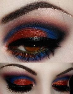 colorful #eyes