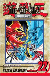 Yu-Gi-Oh!: Duelist, Volume 22