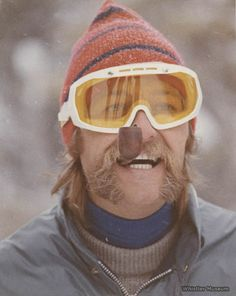 Whistler loves facial hair and this Whistler Museum shot of the legendary FuManChu is a keeper.