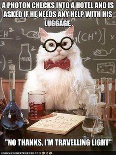 More Chemistry Humor