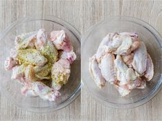 Air Fryer Chicken Wings with crisp salty skin, perfectly seasoned with garlic and lemon pepper. Air fried chicken wings cook so fast with no marinating! Air Fryer Recipes Chicken Wings, Air Fry Chicken Wings, Air Fryer Oven Recipes, Air Fryer Dinner Recipes, Crispy Chicken Wings, Air Fry Recipes, Crispy Baked Chicken, Chicken Wing Recipes, Slow Cooker Recipes