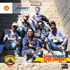 Shell Advance club connect powered by TORQ is experiencing biking passion and a warm welcome from Team Ride Onn #TheWinningIngredient #TORQ #TorqRiderApp #bikerlife #motorcyclediaries
