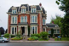 The Mansion on Delaware Avenue, Buffalo, NY