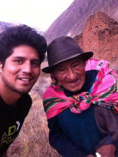 Let's go for a hike with Dennis to Mirador Cachiccata http://bit.ly/VGvwWo  #Peru #SacredValley
