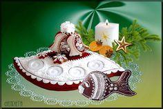 Krásne perníčky od Libušky Mokrej | Báječné recepty