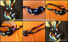 made by sónia: Colorful tubular crochet - more ways to use it!!!