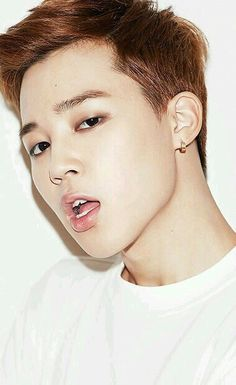 Jimin's forehead dear lord save me