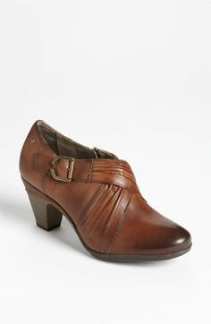 PIKOLINOS 'Parma' Bootie available at #Nordstrom  So Cute! Love the gathers!!!