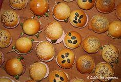 66PartagesCes petits pains briochés sont idéals pour un brunch, un apéro dinatoire, un plateau télé, ou même un pique-nique !