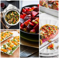 Simply Healthy Family: Forty Healthy and Creative Thanksgiving Day Side Dishes That are Center Table Worthy