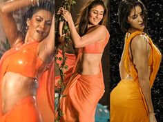 5 Most Sexy Rain Dances In Bollywood: Time To Pamper Your Eyes- #Bollywood #Dance #SexyDance #Sarees #SexySarees #Actresses #Bollywoodactresses #Music