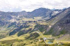 Where to Travel?: Grossglockner High Alpine Road