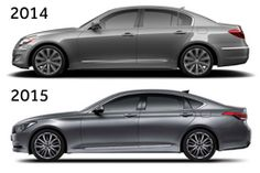 2015 Hyundai Genesis is vastly different from its 2014 model, so come by to Circle Hyundai in Shrewsbury, NJ 07702 to lease or buy a new Hyundai Genesis! #2015 #hyundai #genesis